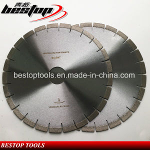 D350mm Diamond Cutting Disc with Inner Hole 60mm pictures & photos