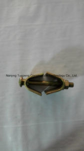 Pressed Double Putlog Coupler for Scaffolding Clips pictures & photos