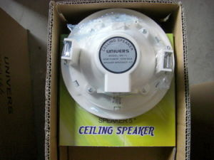 4 Inch 8 Ohm Ceiling Speaker Insert Type pictures & photos