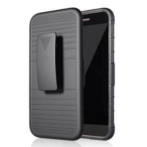 High Quality Hybrid Shockproof Rugged Hard Case Cover for LG K10 2017 Case pictures & photos