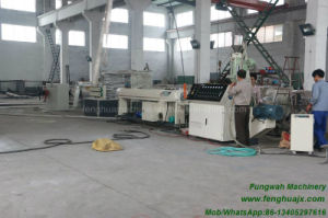 We Provide Single Screw Plastic Extruding Machinery for Plastic Pipe pictures & photos