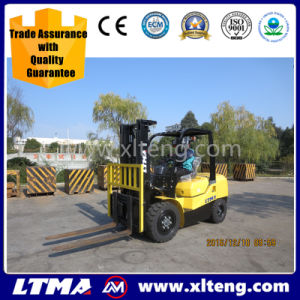 Ltma Top Quality 4 Ton Diesel Forklift Truck with Competitive Price pictures & photos