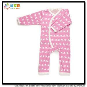 Autumn Winter Style Baby Apparel Pink Color Toddlers Rompers pictures & photos