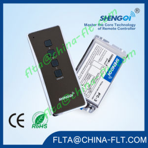 New Generation 433.92 MHz Wireless Remote Control Switch for Light FC-3 pictures & photos