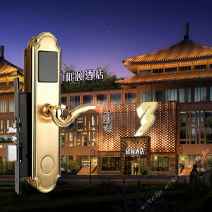 MIFARE Smart Card Hotel Door Lock pictures & photos