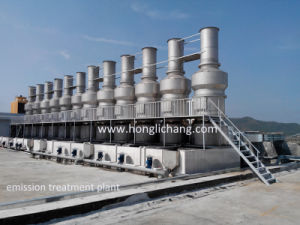 Dustfree Automatic UV Coating Plant for Plastic Parts pictures & photos
