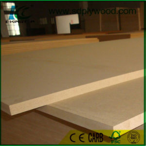 Plain MDF/MDF Board/Laminated MDF for South Africa Market pictures & photos