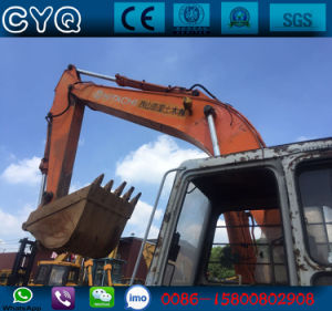 Construction Machinery Used Hitachi Excavators Hitachi Ex200-1 pictures & photos