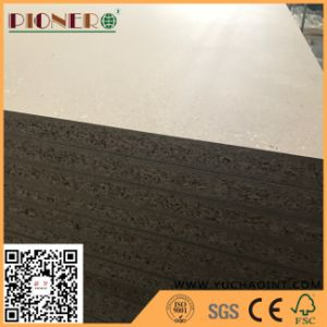 Hot Sale Plain 1220*2440*16mm Flake Board/ Chipboard/Particle Board pictures & photos