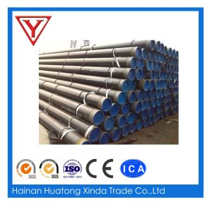 3PE Coating Anticorrosion Steel Pipe pictures & photos