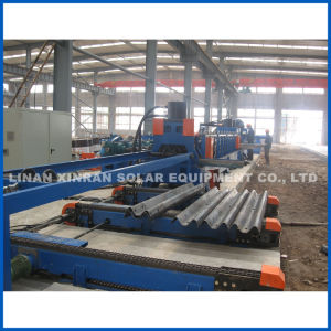 Roll Forming Machine Highway Guardrail Highway Protection Fence Forming Machine pictures & photos