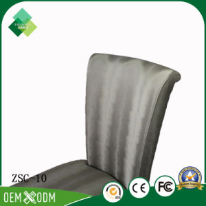 Modern Simple Style Leather Chair for Lounge in Birch (ZSC-10) pictures & photos