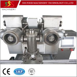 High Food Grade Multi Function Encrusting Machine Stuffing Machine Pancake Pastry Making Machine pictures & photos