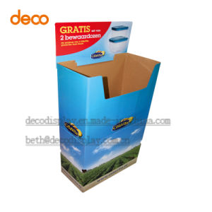 Counter Paper Box Cardboard Pop Display PDQ pictures & photos