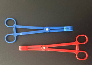 Plastic Ring Forceps Medical Forceps pictures & photos