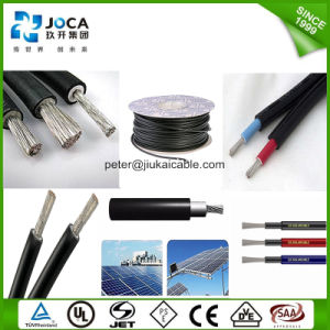 Factory Wholesale Quality XLPE Insulated PV Electrical Cable pictures & photos