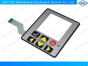 Pillow Embossing LED Keypad for Game Control with Nicotmatic Connector pictures & photos