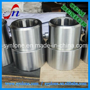 Investment Casting and Machining Steel Bushing pictures & photos