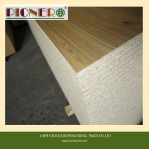 Melamine Faced Particleboard for Furniture and Cabinet pictures & photos