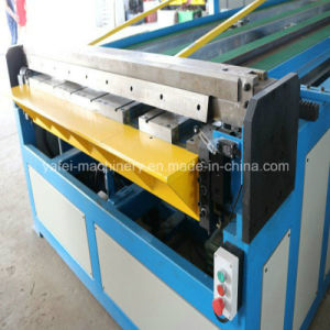 Tube Duct Making Machine for HVAC Air Production pictures & photos