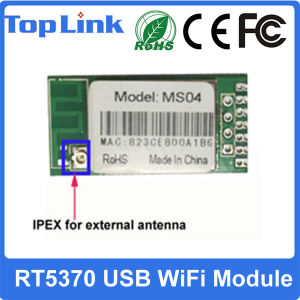 Hot Selling Rt5370 150Mbps USB Embedded Wireless Module for Satellite Receiver pictures & photos