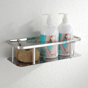 Essential Modern Ss Shampoo Rack Bathroom Basket for Household (6007) pictures & photos