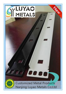 Metal Stamping with Stainless Steel/Aluminum and Powder Coating pictures & photos