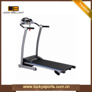 DC Motor 1.0HP Folding Manual Running Machine Motorized Fitness Treadmill pictures & photos