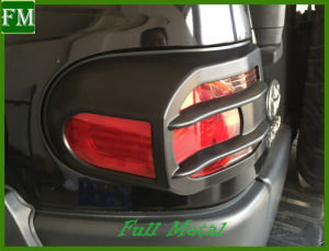 Toyota Fj Cruiser ABS Headlight and Tail Light Cover pictures & photos