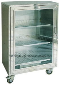 Sjt082 Fumigating Cabinet with Three Shelves