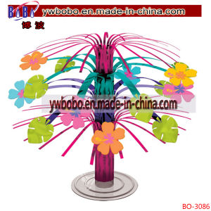 Handmade Flowers Foil Centrepiece Party Decorations Holiday Gifts (BO-3086) pictures & photos