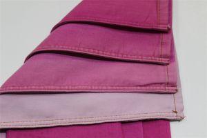 Cotton Polyester Spandex Color Denim pictures & photos