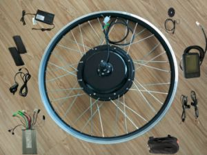 Good Selling Bike/Bicycle Conversion Kits Made in China