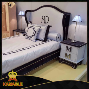 Hotel Guest Room Decorative Steel Table Lighting (KA001001) pictures & photos