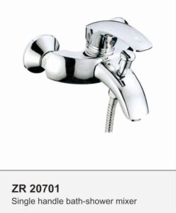 Factory Price Single Handle Shower Mixer Faucet pictures & photos