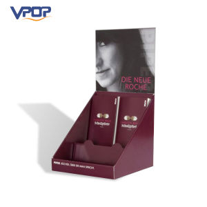 Cutsom Book Retail Cardboard Pop up Counter Displays pictures & photos