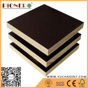 18mm Combi Core Melamine Glue Film Faced Plywood pictures & photos