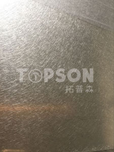 201 304 Metal Sheet Stainless Steel Sheet Vibration for Home Decoration pictures & photos