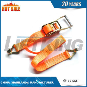 Ratchet Strap, High Quality Cargo Lashing Belt pictures & photos