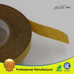Double Side/Sided Cross Fiberglass Tape pictures & photos