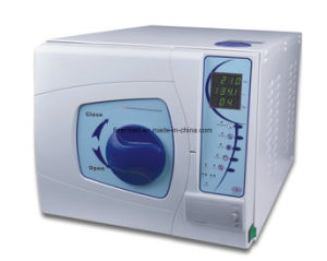 23L Table Top Class B Dental Steam Sterilizer pictures & photos