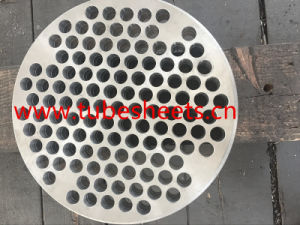 Titanium Alloy ASTM B381 Gr5 Tube Sheets Baffles Support Plates Tube Plates Tubesheets Grade 5/Ti-6al-4V/Uns R56400 pictures & photos