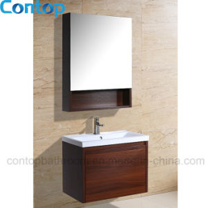 Modern Home Solid Wood Bathroom Cabinet 033 pictures & photos