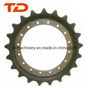 Swe70 Excavator Drive Sprocket, Swe80 Excavator Sprocket, Sunward Drive Roller for Undercarriage Parts pictures & photos