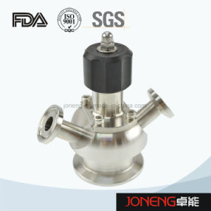 Stainless Steel Sanitary Grade Control Valve (JN-1006) pictures & photos