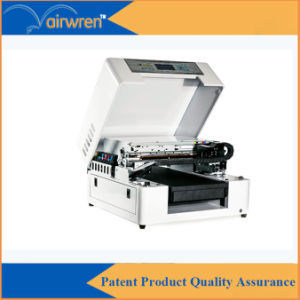 Digital Inkjet UV Flatbed Printer A3 Size UV Printing Machine pictures & photos