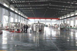 Automatic Bottle PE Film Shrink Wrapping Packing Machine Factory Price pictures & photos