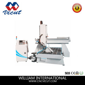 4 Axis CNC Machine /CNC Engraver /CNC Cutting Machinery/ CNC Router (VCT-SR1530HD-ATC) pictures & photos