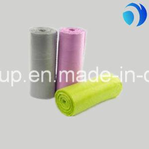 Color Print Packaging Hottest Sale Ecological Plain Plastic Garbage Bag pictures & photos