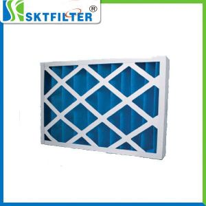 Intake Panel Air Filter with Cardboard Frame pictures & photos
